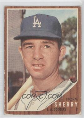 1962 Topps - [Base] #238 - Norm Sherry