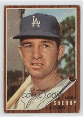 1962 Topps - [Base] #238 - Norm Sherry [Good to VG‑EX]