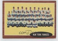 New York Yankees Team [Noted]