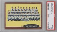 New York Yankees Team [PSA5EX]