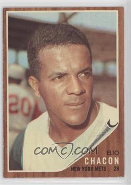 1962 Topps - [Base] #256 - Elio Chacon