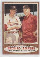 Redbird Rippers (Lindy McDaniel, Larry Jackson)