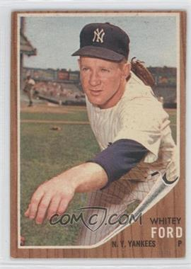 1962 Topps - [Base] #310 - Whitey Ford