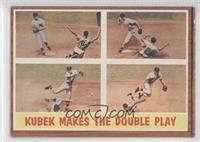 Kubek Makes the Double Play (Tony Kubek)