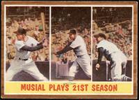 Musial Plays 21st Season (Stan Musial) [EX+]