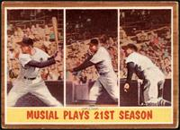 Musial Plays 21st Season (Stan Musial) [VG+]
