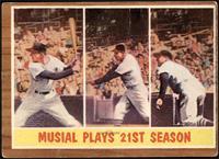Musial Plays 21st Season (Stan Musial) [FAIR]