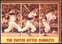 The Switch Hitter Connects (Mickey Mantle) [FAIR]