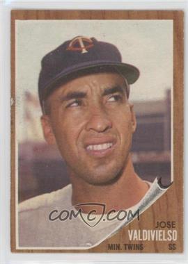 1962 Topps - [Base] #339 - Jose Valdivielso
