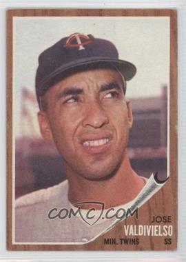 1962 Topps - [Base] #339 - Jose Valdivielso