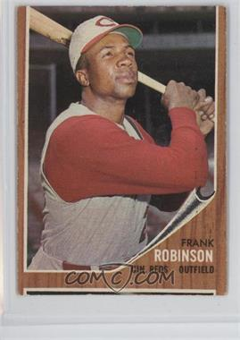 1962 Topps - [Base] #350 - Frank Robinson [Good to VG‑EX]