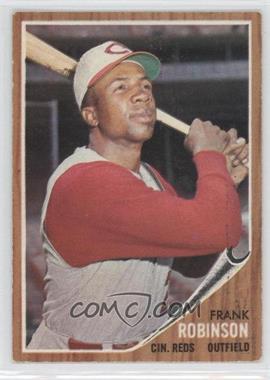 1962 Topps - [Base] #350 - Frank Robinson