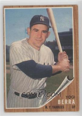 1962 Topps - [Base] #360 - Yogi Berra