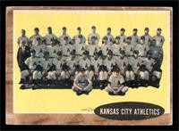 Kansas City Athletics Team [FAIR]