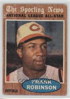 Frank Robinson (All-Star) [Poor to Fair]