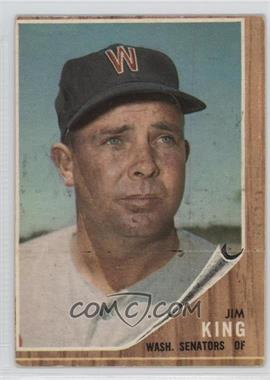1962 Topps - [Base] #42 - Jim King [Good to VG‑EX] - Courtesy of COMC.com