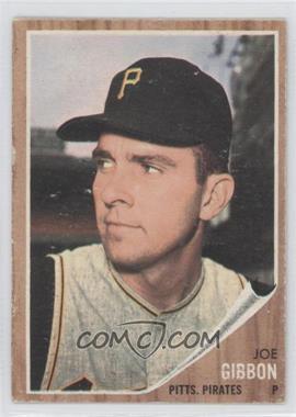 1962 Topps - [Base] #448 - Joe Gibbon