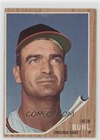 Bob Buhl (No logo on cap)