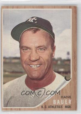 1962 Topps - [Base] #463 - Hank Bauer