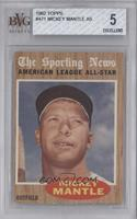 Mickey Mantle (All-Star) [BVG 5]