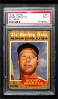 Mickey Mantle (All-Star) [PSA7NM]