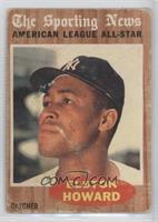Elston Howard (All-Star) [Poor]