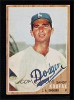 Sandy Koufax [Good‑VeryGood]