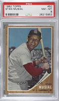 Stan Musial [PSA 8 NM‑MT]