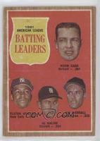 Norm Cash, Elston Howard, Al Kaline, Jim Piersall [NoneGoodto…