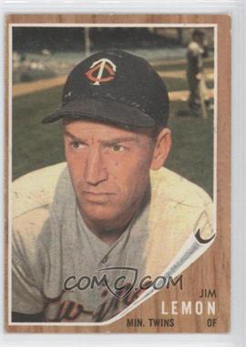 1962 Topps - [Base] #510 - Jim Lemon