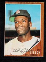 High # - Bob Gibson
