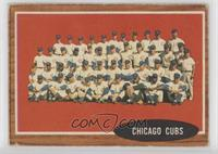 High # - Chicago Cubs Team