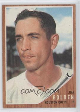 1962 Topps - [Base] #568 - Jim Golden