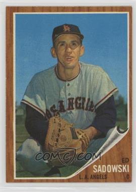 1962 Topps - [Base] #569 - Ed Sadowski