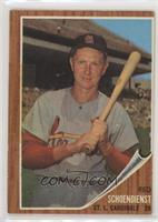 High # - Red Schoendienst [Poor to Fair]
