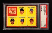 Rookie Parade - Jack Lamabe, Craig Anderson, Bob Veale, Bob Moorhead, Jack Hami…