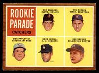 Rookie Parade - Doc Edwards, Ken Retzer, Don Pavletich, Doug Camilli, Bob Uecke…