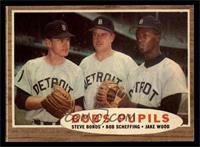 Bob's Pupils (Steve Boros, Bob Schafer, Jake Wood) [NM]