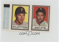 Bill Mazeroski, Early Wynn