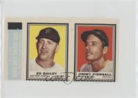 Ed Bailey, Jim Piersall