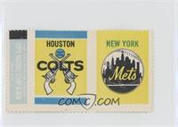 Houston Colts Team, New York Mets