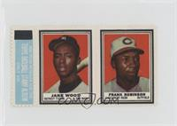 Jake Wood, Frank Robinson [Good to VG‑EX]