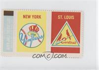 New York Yankees Team, St. Louis Cardinals Team