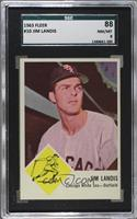 Jim Landis [SGC 88 NM/MT 8]