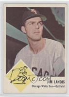 Jim Landis [Noted]