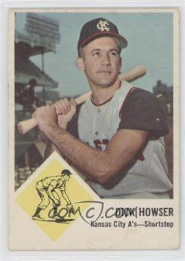 1963 Fleer - [Base] #15 - Dick Howser
