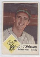 Ron Hansen [GoodtoVG‑EX]