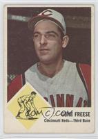 Gene Freese [Noted]