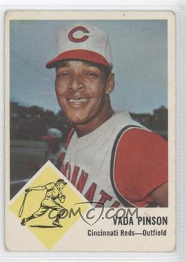 1963 Fleer - [Base] #34 - Vada Pinson