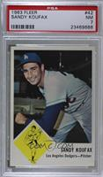 Sandy Koufax [PSA 7 NM]